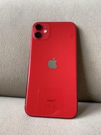 iPhone 11 64gb czerwony