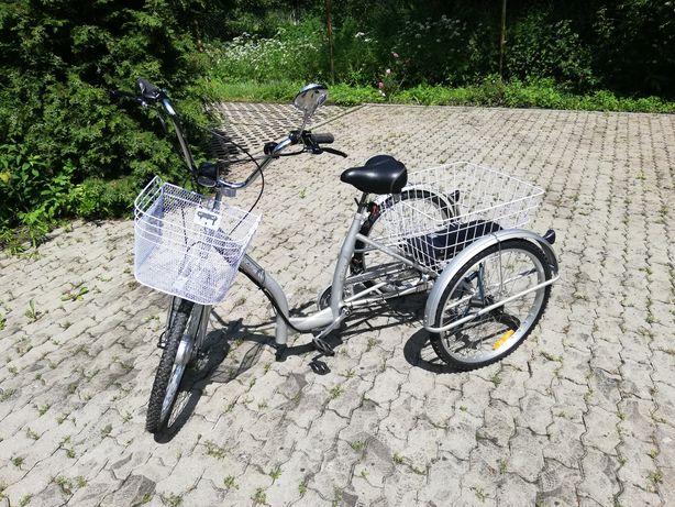 Rower 3 kołowy