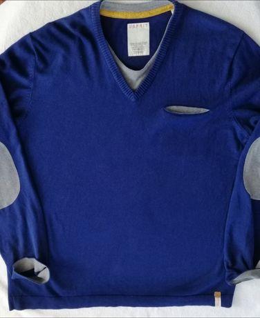 Swetry elegancki XL/XXL, spodnie