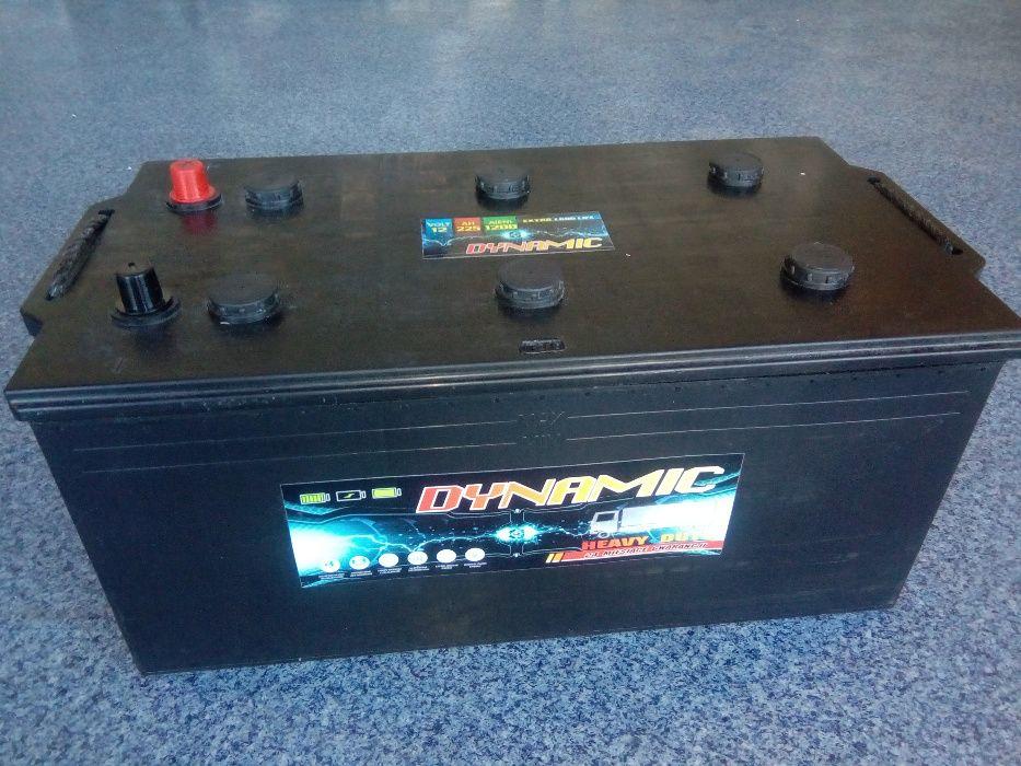 Akumulator DYNAMIC 225AH 1200A Starachowice