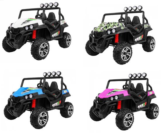 Pojazd Grand Buggy 4x4 Samochód elektryczny Auto na akumulator