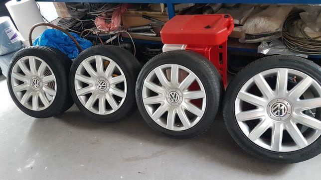 Koła VW 235/45/18 98Y T4, Phaeton