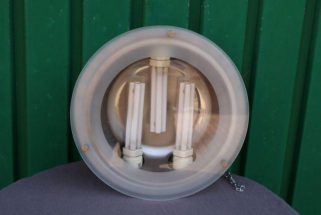 Lampa, oprawa typ downlight 3x 26w do sufitu podwieszanego