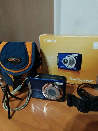 Фотоаппарат CANON Pover Shot A480