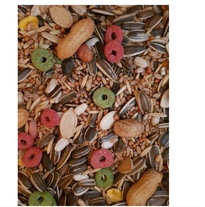 Karma pasza dla dużych papug 5kg Ara, Kakadu STĘPKÓW Kurier
