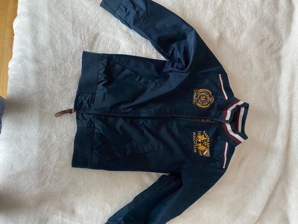 Kurteczka Polo Club  - 110-116