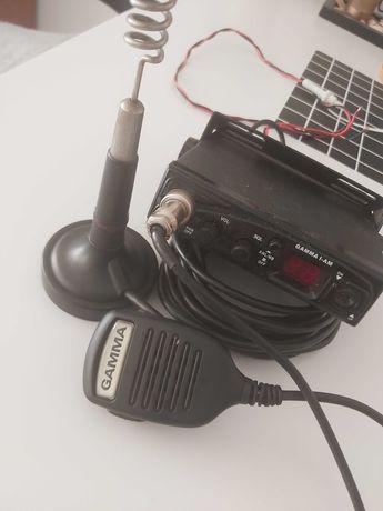 Cb radio samochodowe Gamma