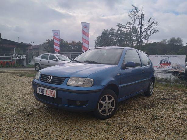 Volkswagen Polo 1.0 benzyna // ekonomiczne // alufelgi // zamienimy