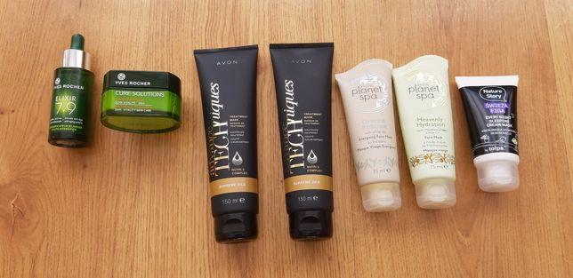 Kosmetyki do twarzy i włosów