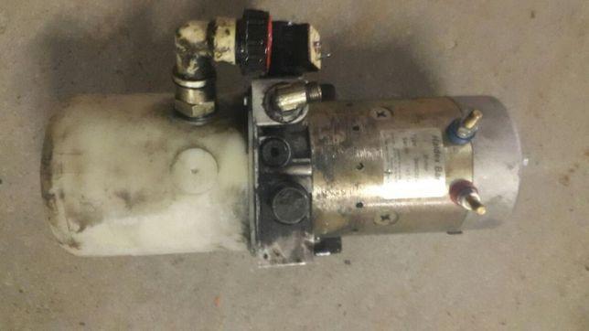 Pompa hydrauliczna 24v barnes 2 kw
