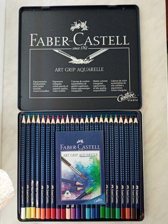 Цветные карандаши Faber Castell