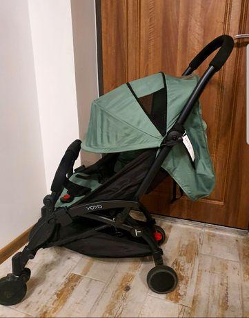 Детская коляска Yoya прогулочная коляска йойа прогулочный блок Yoya