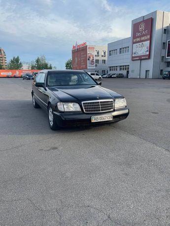 Mersedes-Benz w 140