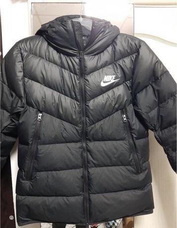 Nike пуховик курточка