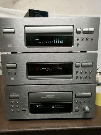 Wieza kenwood tuner deck cd dp-601 t-601 x-601