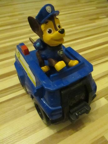 Chase Psi Patrol/ Paw Patrol pojazd i figurka