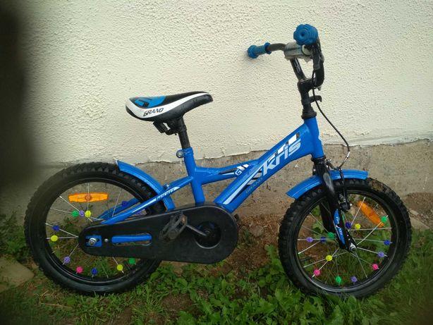 Rower dla starszaka