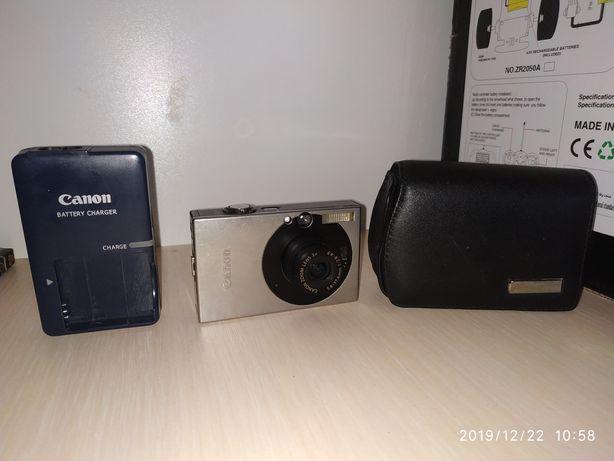 Цифровой фотоаппарат Canon Ixus 70