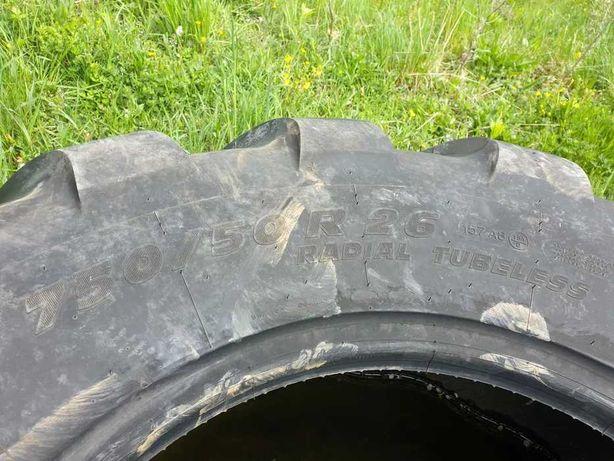 Opona 750/50r26 Michelin Nie Używana