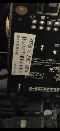 Игровой ПК AMD Ryzen Radeon RX 580/24gb ram/i7/nvme/ хакинтош mac os x