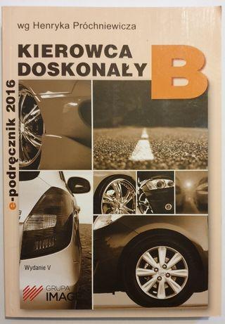 Książka Kierowca Doskonały B z płytą