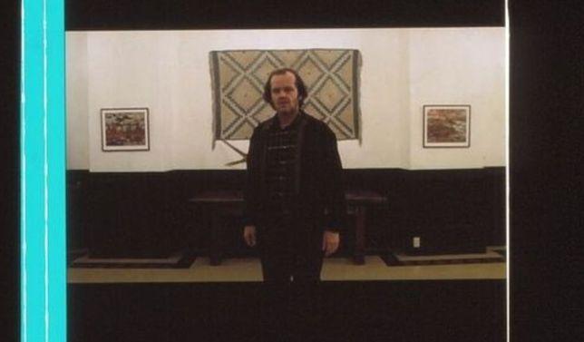 Fotogramas em película 35mm do filme culto THE SHINING