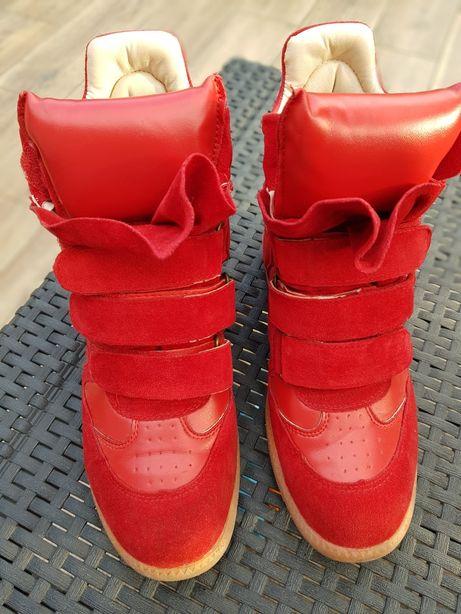 Sneakersy Isabel Marant 39