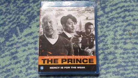 "Bruce Willis - ""The Prince"" - Blu-ray - novo - portes incluidos"