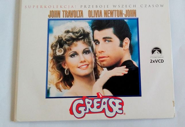 Grease J. Travolta z O. Newton- John