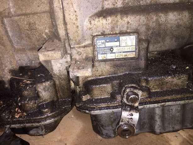 Skrzynia automatyczna 4 biegowy GM BMW e34 2.5 TD uszczelka, filtr OEM
