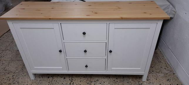 Novo Aparador Hemnes Ikea 3gavetas+2portas EntregaCascaisLisboaAlmada.