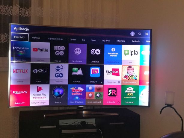 Telewizor Samsung UE65JS9090 najwyższa seria