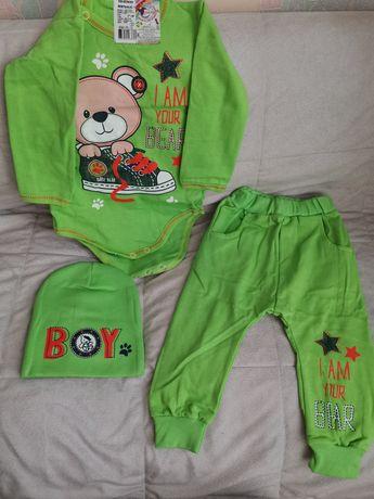 Детская одежда Комплект размер 74. На Мальчика. 150грн М.Студенческая