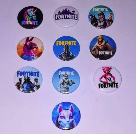 pins do jogo Fortnite