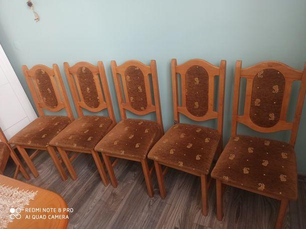Sprzedam Krzesła 6 sztuk