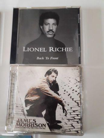 Incluí portes Sting James Morrison Lionel R. Santana Mariah Bruce S.