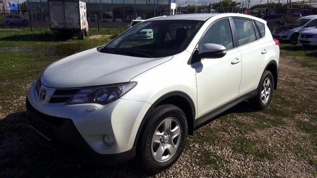 Toyota Rav-4 2014 на запчасти