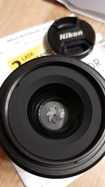 Obiektyw Nikon AF-S DX NIKKOR 35mm f/1.8G Nikon F