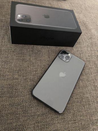 Iphone 11Pro 64Gb Space Gray, gwarancja, stan idealny!