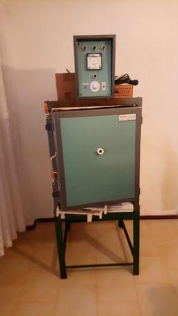 Mufla elétrica trifásica