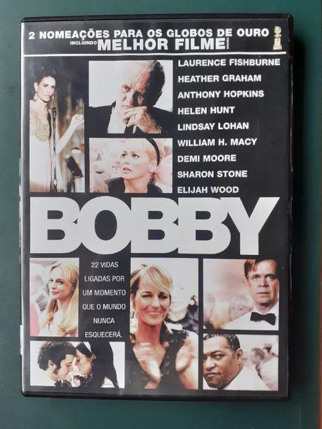 DVD Bobby - 2 nomeados para os Globos de Ouro
