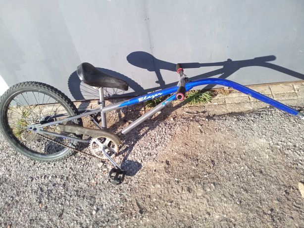 Bicicleta de atrelar