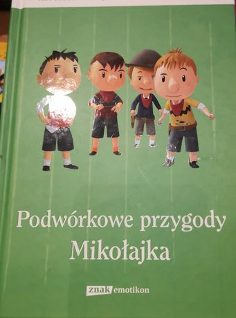 Podwórkowe przygody Mikołajka.