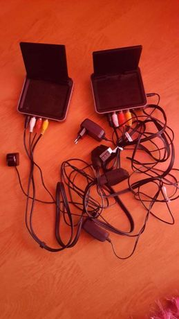 Transmissor áudio e vídeo por wifi