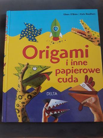 Origami i inne papierowe cuda.E.O'Brien,K.Needham. najtaniej