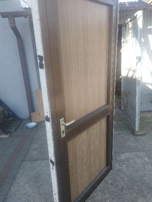 Drzwi zewnętrzne aluminiowe Bycina - image 1
