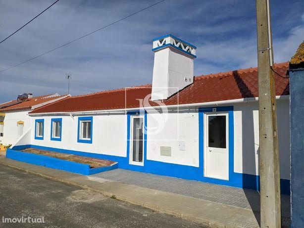 Moradia Renovada em Casebres