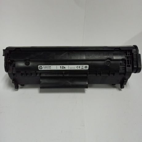 Картриджі HP 12A (Q2612A) для HP 1010/1018/1020/1022 або Canon 703