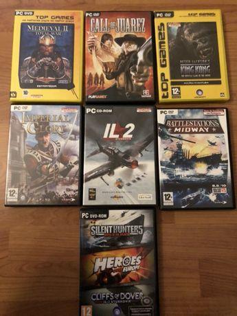 Lote de jogos PC