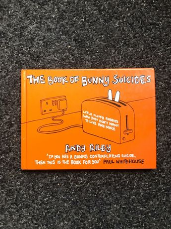 Andy Riley - The Book of Bunny Suicides